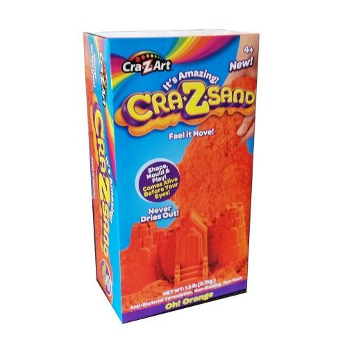 Cra-Z-Art - CRA-Z-SAND  - OH! ORANGE - 1.5LB